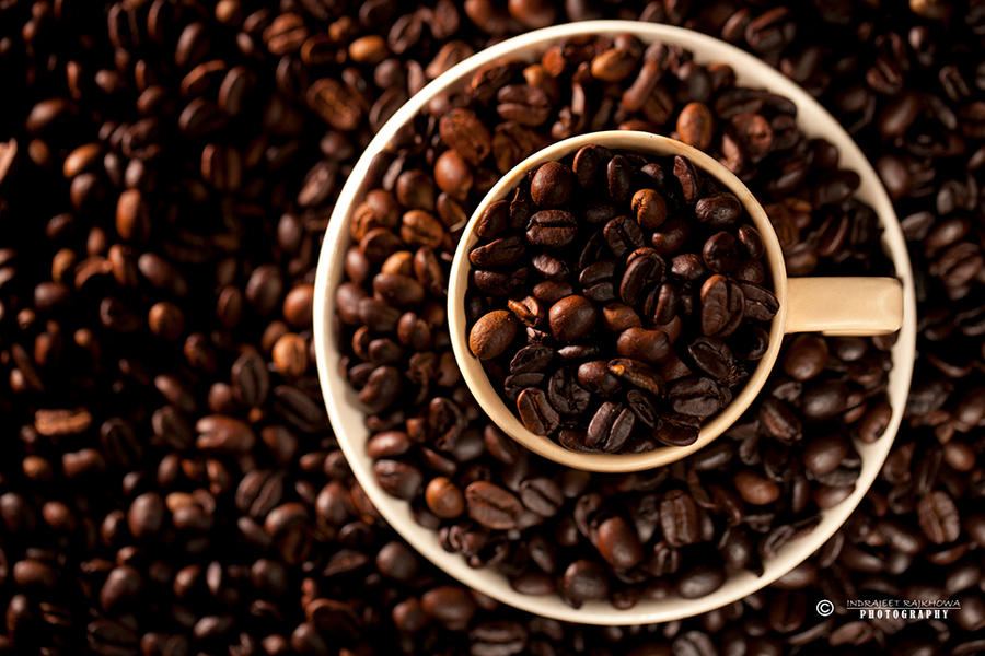 Coffee by IndraR