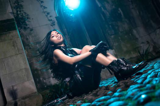 Final Fantasy VII Advent Children Tifa Cosplay