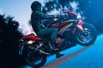 Honda CBR 500 2017 Photoshoot Commission