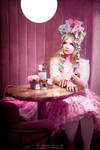 Sweet Lolita at ELN Cafe in London