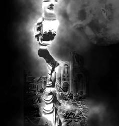 Buddha Storm by maresch