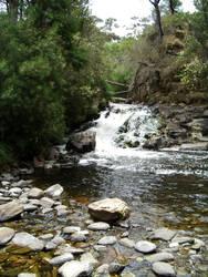 Dargo Waterfall by maresch