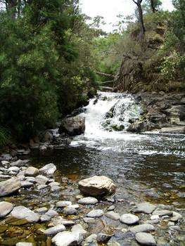 Dargo Waterfall