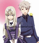 . Belarus and Prussia . APH