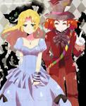 Alice In Wonderland +MadLove+