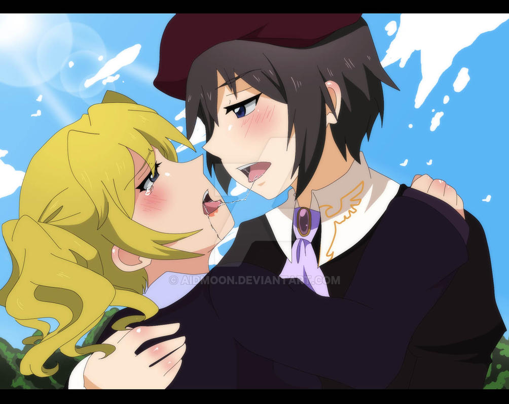 Umineko +Kissu+ by aidmoon