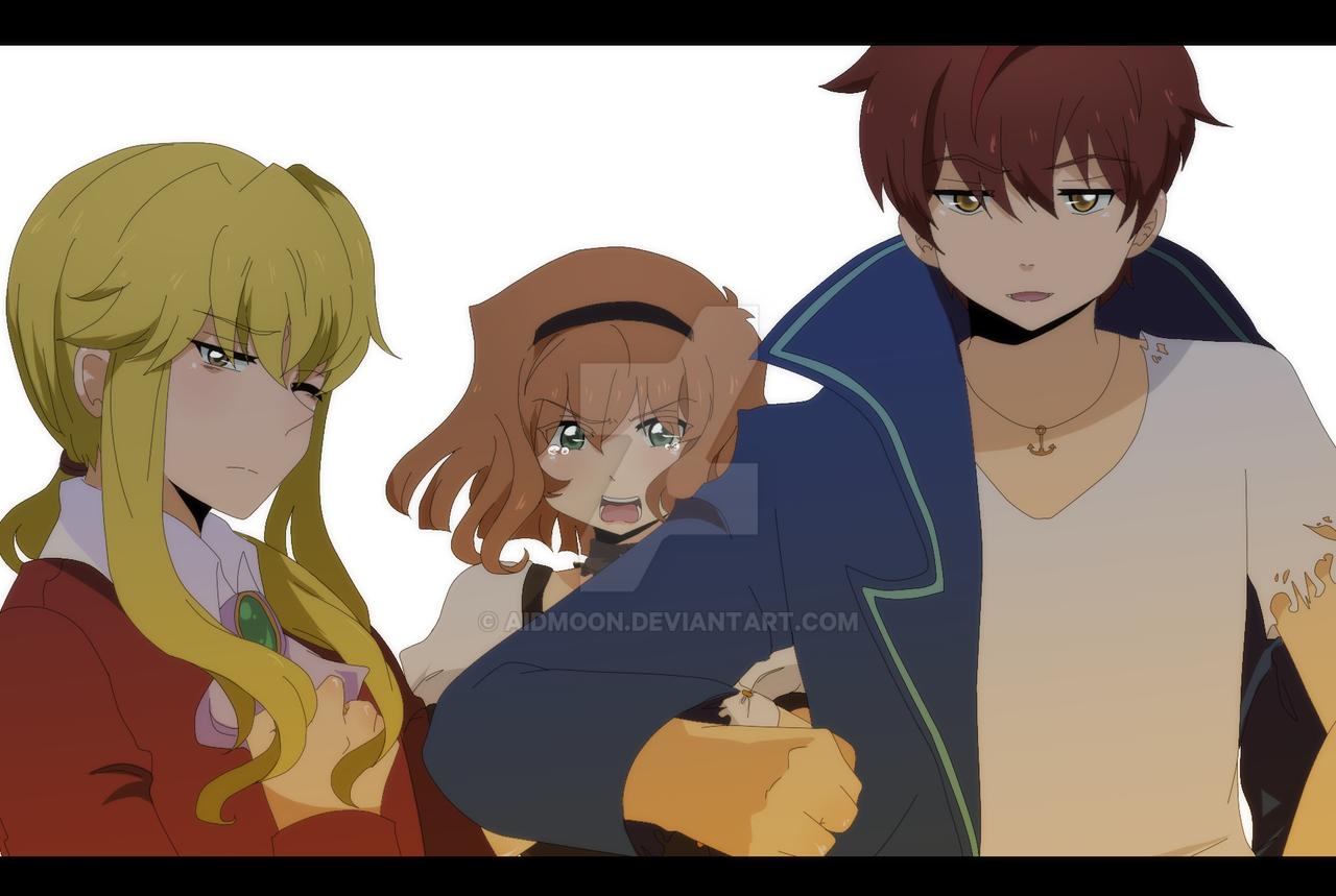 Umineko +Destiny+ by aidmoon