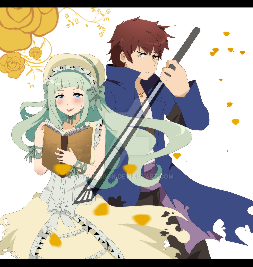 Umineko +Arigato+ by aidmoon