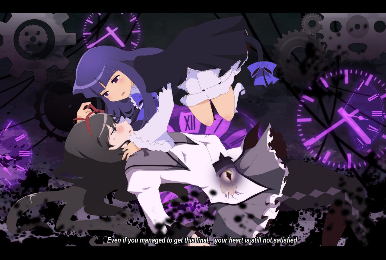 MSMM x Umineko +MAGIA+ by aidmoon