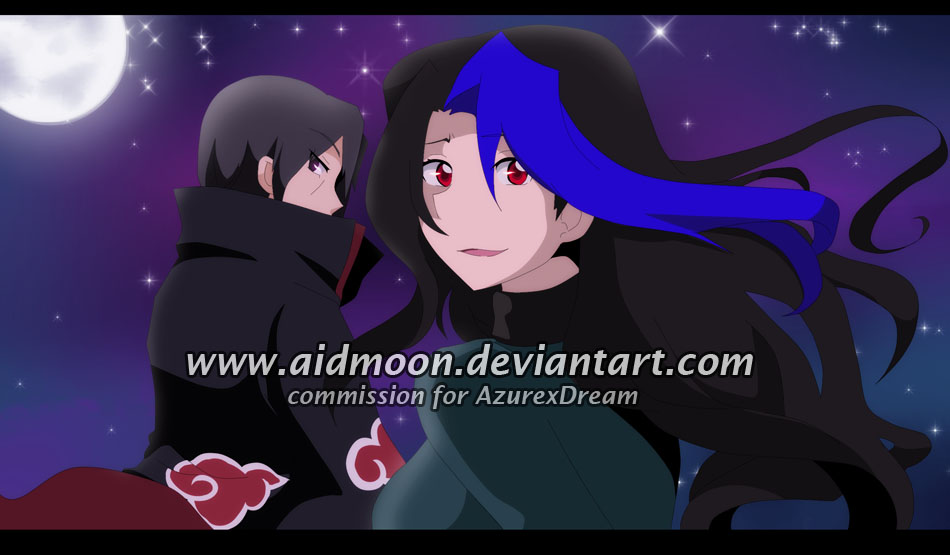 Commission 50 AzurexDream by aidmoon