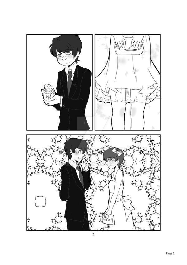 Valentine comic Preview [Nikkiler] by aidmoon