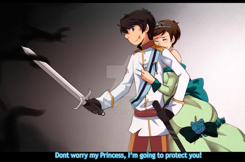 Protect the princess [Nikkiler] by aidmoon