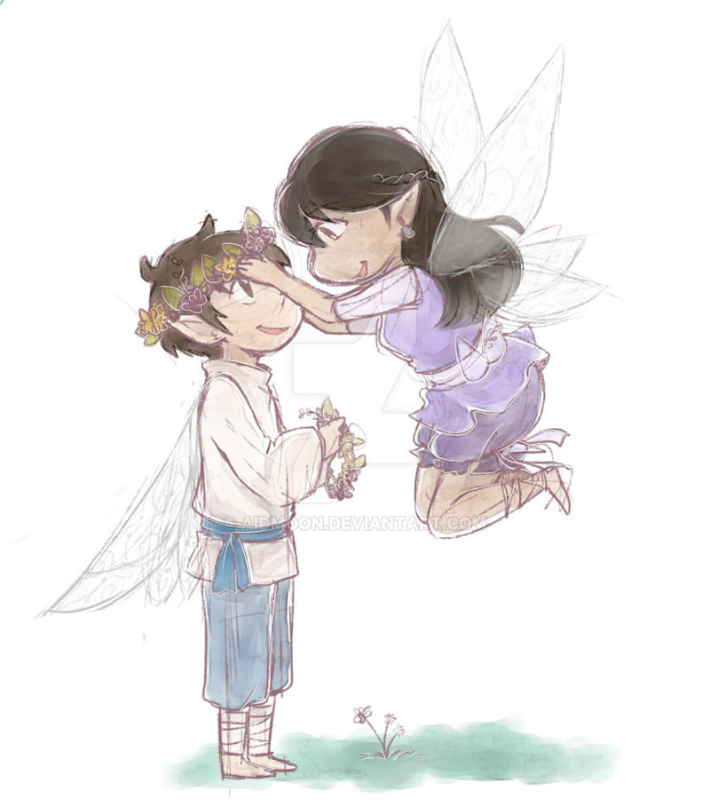 Like a fairytale [Younglove] by aidmoon