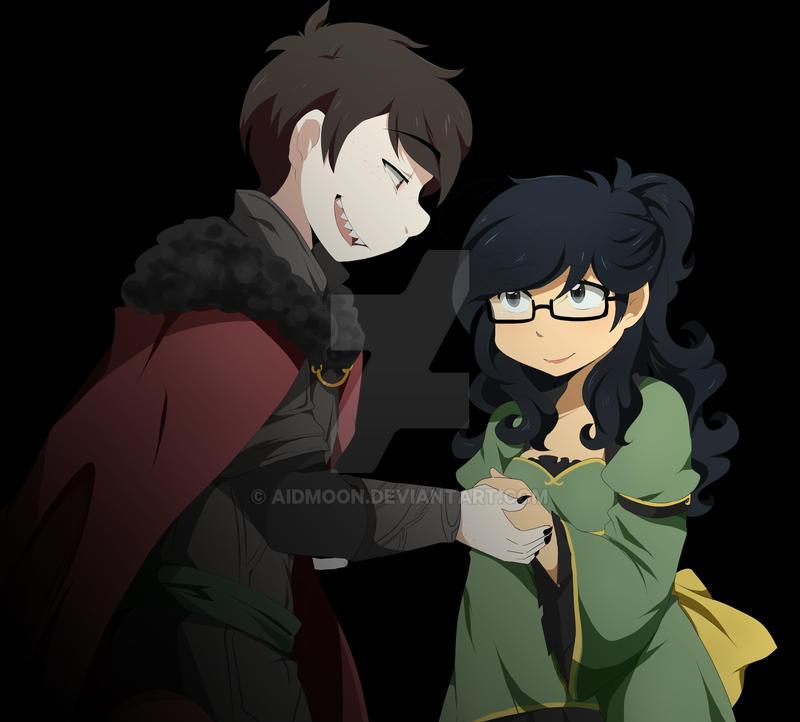 Dracula [Greenlovu] by aidmoon