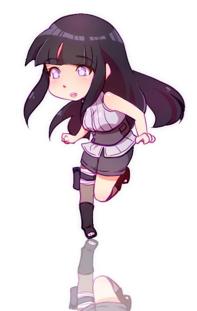 Hinata hyuuga [Naruto] by aidmoon