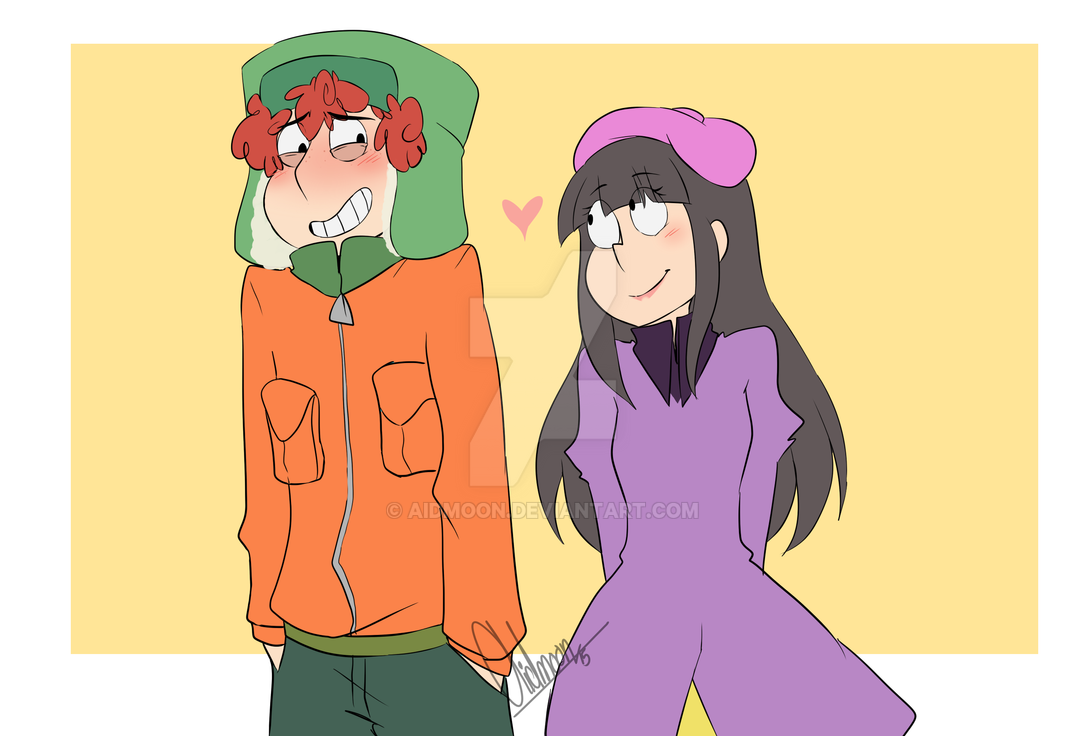 Kyle And Wendy [SP] by aidmoon