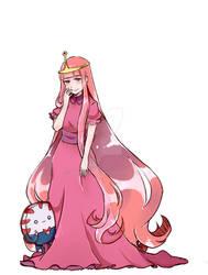 [AT] bubblegum princess
