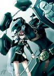 Persona 3 Thanatos and Hamuko