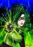 Green Lantern Alisha v2.0