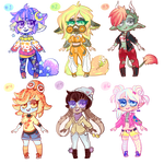 Adoptables (CLOSED)