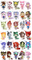 150 Point Adoptables #5 (CLOSED)