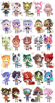 150 Point Adoptables #5 (4/30 OPEN)