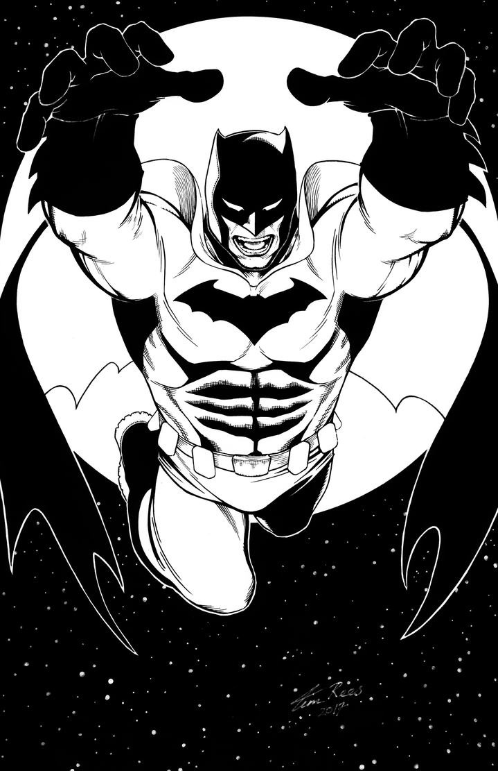 Batman! by TimRees
