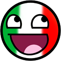 Happy face Italy by JackArgetlam