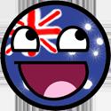 Happy Face Australia by JackArgetlam