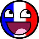 Happy Face France by JackArgetlam