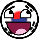 Happy Face Korea republic by JackArgetlam