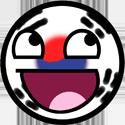 Happy Face Korea republic by JackArgetlam