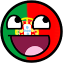Happy Face Portugal by JackArgetlam