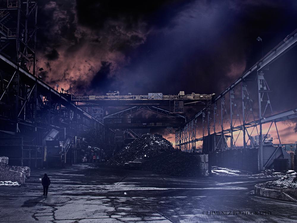 Industrial1 by JJLouis