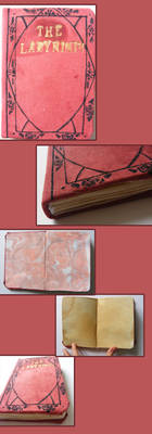 Labyrinth Replica Book