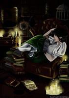The Night Circus : Celia's Library