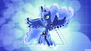 Luna rise up
