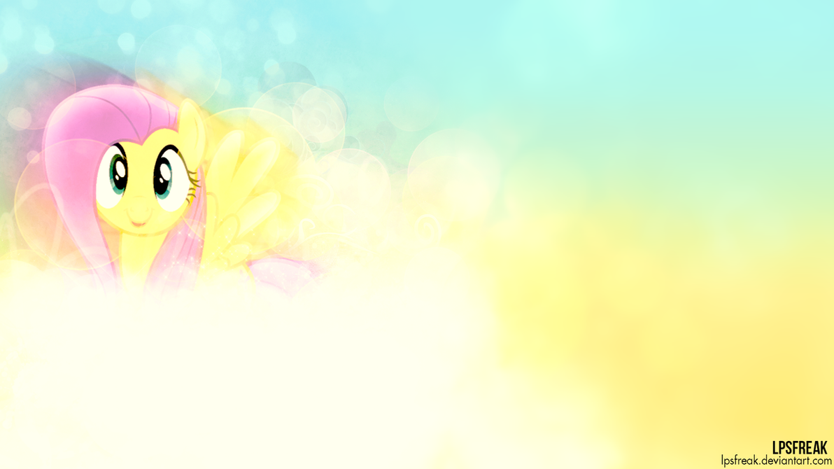 Fluttershy's Dream Out by shaynelleLPS