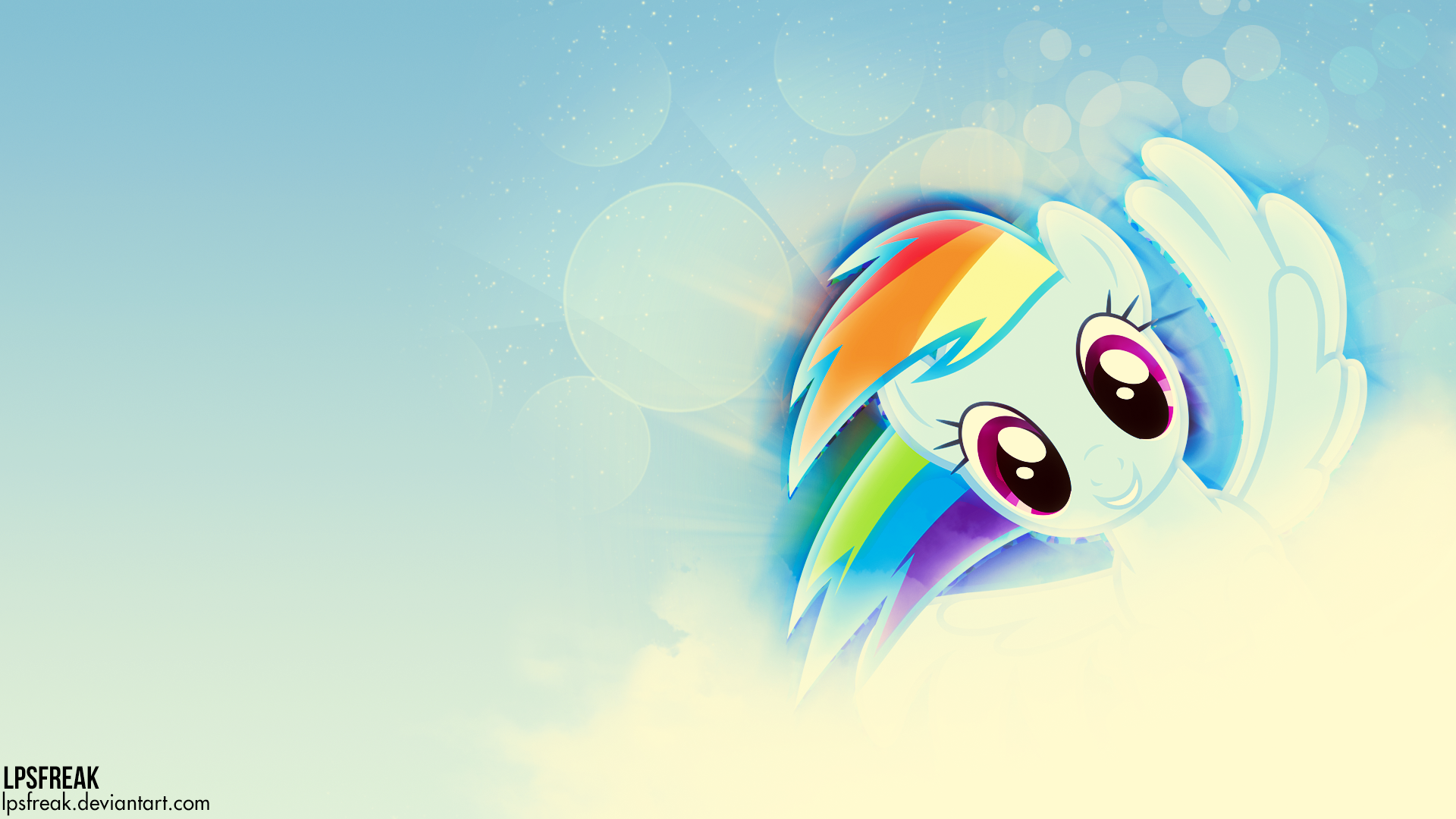 Rainbow Dash Life by illumnious