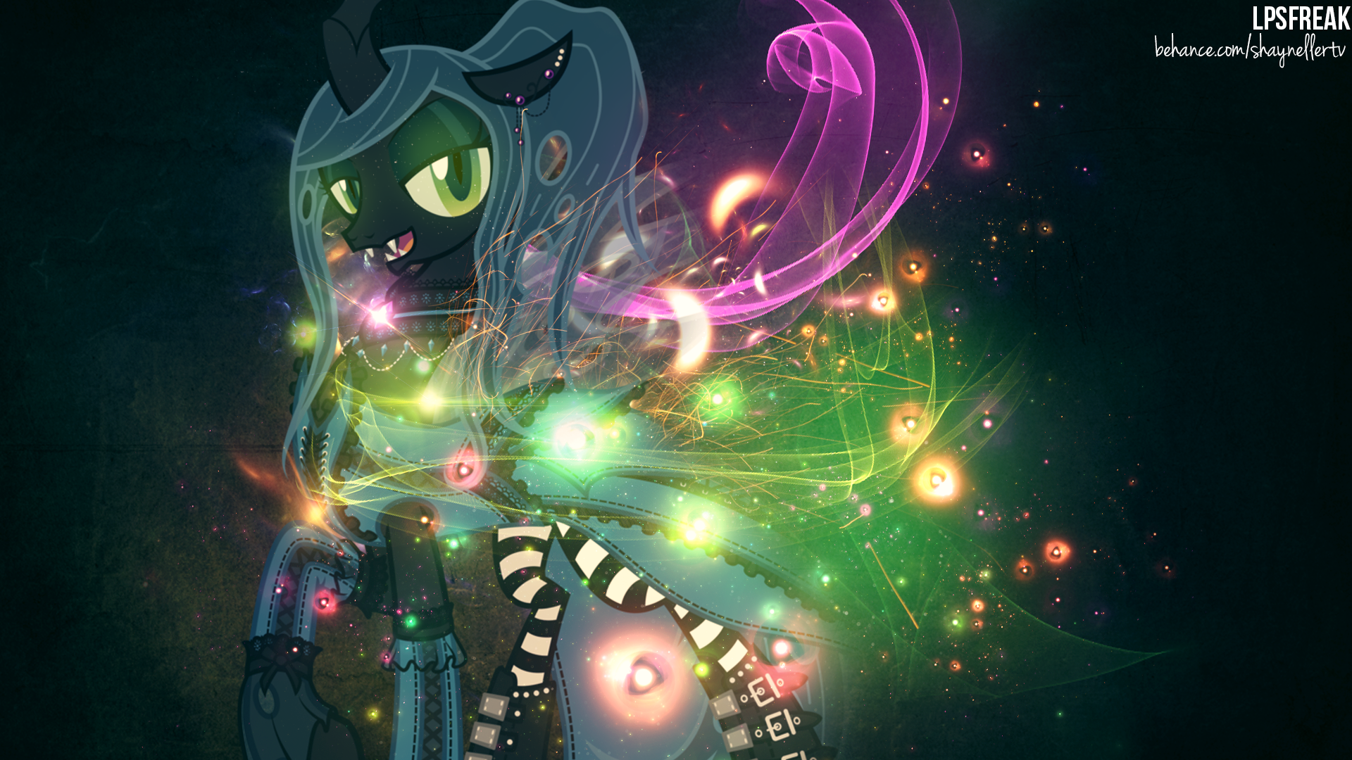 Infinity Charm Queen by illumnious