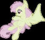 Flutterbat vector: hello there