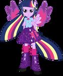 Rainbowfied Twilight Sparkle