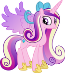 Princess Candace Ponytail