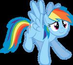 Happy Rainbow Dash
