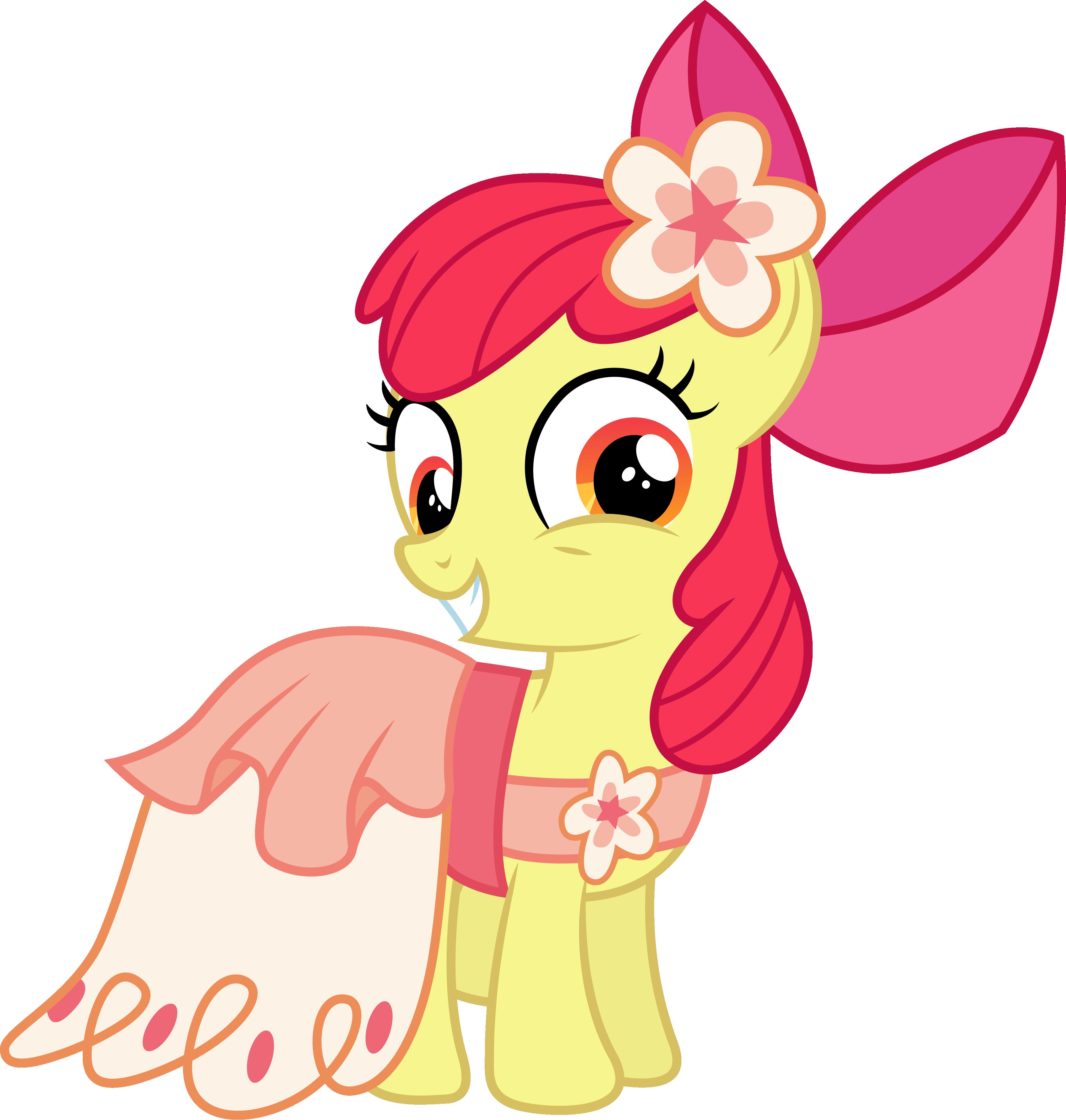 Applebloom Gala Dress