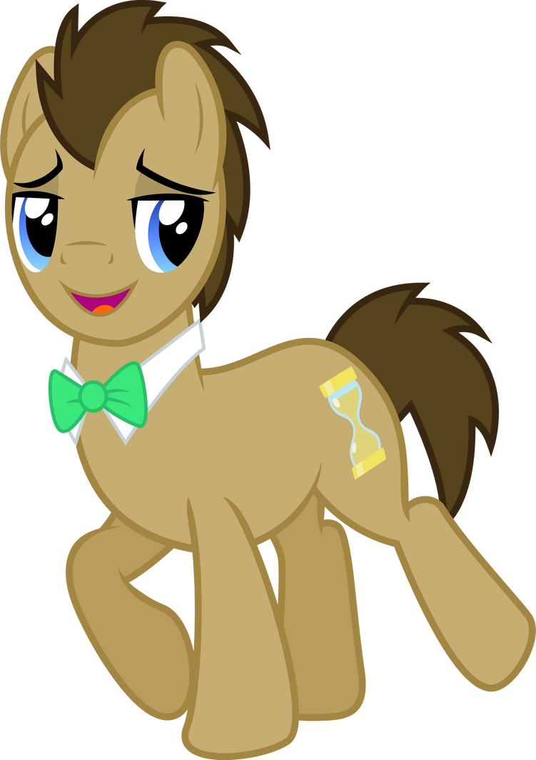 Doctor Whooves: Time Traveling Hun? by shaynelleLPS