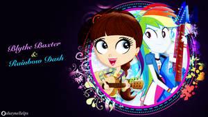 Blythe And Rainbow