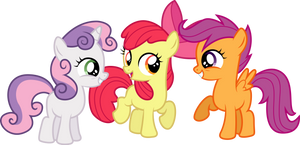 Excting Cutie Mark Crusaders