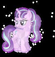 Crystal Starlight Glimmer by illumnious