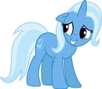 Trixie Scared
